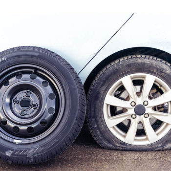 What To Do When You Have A Tire Blowout